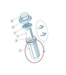 Celula Vaso Serie Domotic IDEGIS. R-301