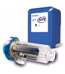 Clorador salino Gre Salt System 12g/h. SCG60