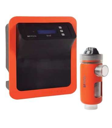 Clorador salino Evo Basic 10 g/h BSV. EVOBASIC10