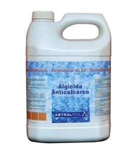 ALGICIDA Y ANTICALCAREO PARA ELECTROLISIS DE SAL 5 L