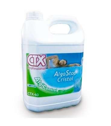 CTX   60       25LT ALGICIDA ABRILL