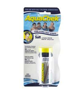 Tiras analíticas de sal Aquachek. 07937